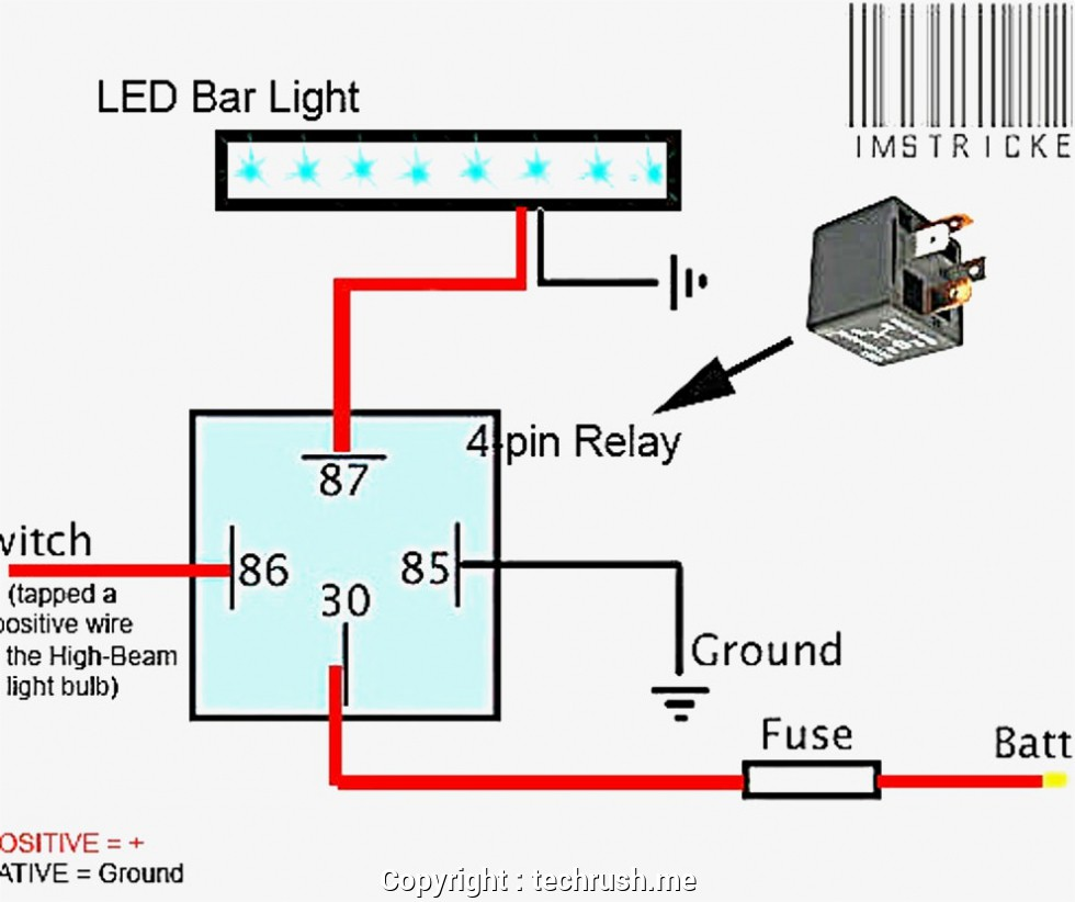 Led Light Bar Wiring Diagram Wiring Diagrams Schematic