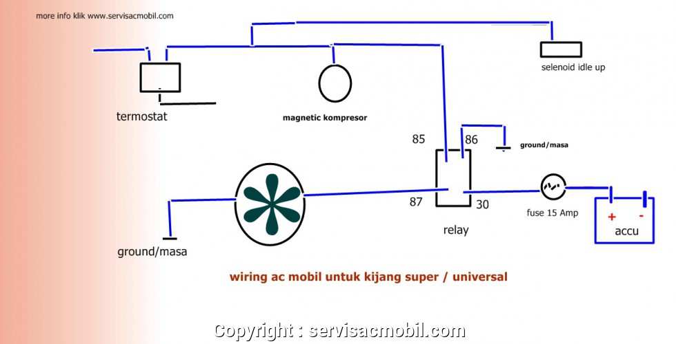 Detail Wiring Diagram Kelistrikan Ac Mobil RANGKAIAN WIRING ... on flexible underground conduit wiring, diode wiring, refrigerator wiring, mc wiring, electric guitar wiring, trailer wiring, circuit wiring, air conditioner compressor wiring, safety damaged wiring, dodge wiring, ceiling fan speed control wiring, motion sensor wiring, a light switch wiring, alternator wiring, sub panel wiring, tstat wiring,