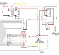Basic Boat Wiring Diagram Pdf Wiring Scheme For Mako 191 (Almost Finished?) - The Hull Truth