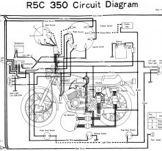 Briliant Basic Wiring Diagram For Motorcycle Basic Motorcycle Wiring Diagram Simple Motorcycle Electrical