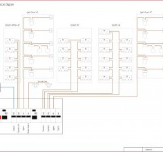 Briliant Wiring Diagram In House Wiring Diagrams House Circuits Valid Circuit Diagram For Wiring A