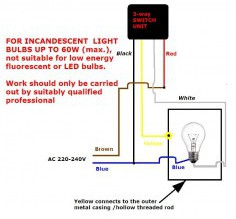 Excellent Touch Lamp Wiring Diagram Wiring Diagram For Light Switch With Dimmer New Touch Lamp Dimmer