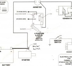 Expert Wiring Diagram For A Farmall H Farmall H Wiring Diagram 2 Lenito At Wellread Me In - Techrush.Me