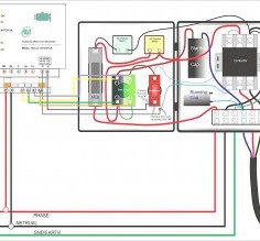 Great Wiring Diagram For 220 Volt Submersible Pump Single Phase Submersible Pump Starter Wiring Diagram Gooddy Org