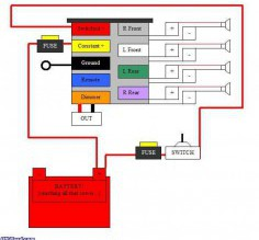 New Pioneer Car Stereo Wiring Diagram Pioneer Car Stereo Wiring Diagram Within - Roc-Grp.Org
