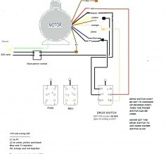 Nice Baldor Motors Wiring Diagram Single Phase Motor Wiring Diagram Diagrams For Baldor And - Roc